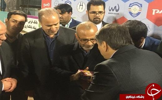 اختتامیه دومین تورنمنت بین المللی جام باشگاههای اوراسیا ۲۰۱۹ در یزد+ تصویر