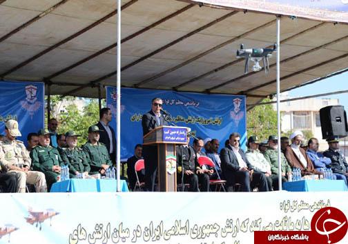برگزاری مراسم روز ارتش در ساری + تصاویر