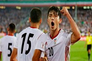 طرح پیراهن تیم ملی فوتبال ایران برای جام جهانی ۲۰۱۸ مشخص شد,