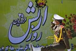 باشگاه خبرنگاران - مراسم رژه روز ارتش - همدان