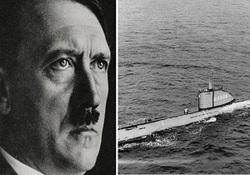 کشف زیردریایی مخفی هیتلر پس از ۷۳ سال+ تصاویر