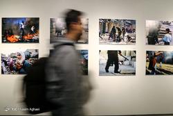 افتتاح نمایشگاه 28 سال عکاسی از  فلسطین در تهران