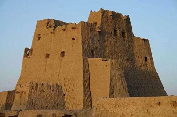 باشگاه خبرنگاران -قلعه سب زیباترین و بلندترین بنای خاکی کشور