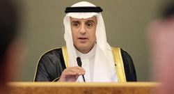 جبیر ادعا کرد: ایران مشکل بزرگ در منطقه و منبع تروریسم و افراطگرایی است!