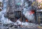 باشگاه خبرنگاران -۱۳ کشته بر اثر وقوع آتش سوزی در یک مجتمع مسکونی در ویتنام