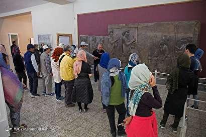 باشگاه خبرنگاران -ایرانِ من; موزه ملی ایران