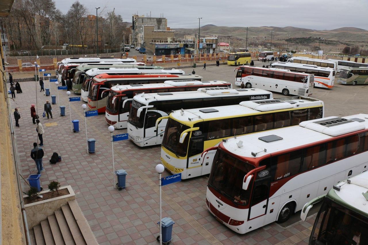 باشگاه خبرنگاران -نرخ فروش انواع بلیت اتوبوس
