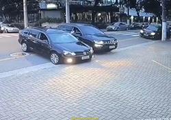عاقبت لجاجت در رانندگی! +فیلم