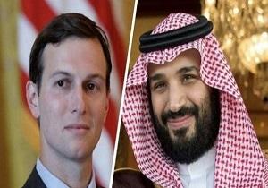 کوشنر اطلاعات مربوط به شاهزادگان سعودی مخالف بن سلمان را در اختیار او قرار داده است