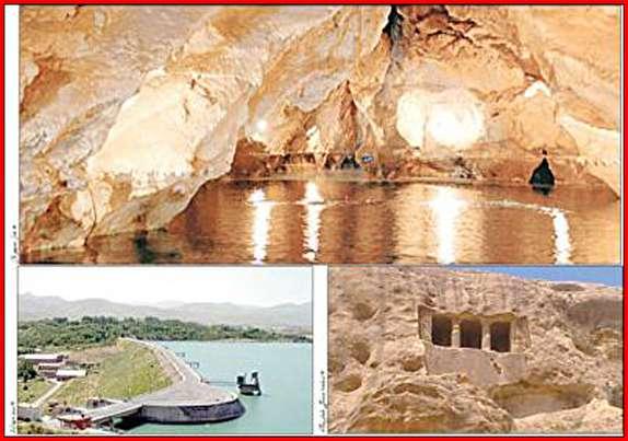 باشگاه خبرنگاران -گور دخمه فقرقا در مهاباد/مقبرهای باستانی منصوب به دوره مادها