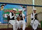 باشگاه خبرنگاران -برگزاری همایش پیاده روی در روستای تیغدر