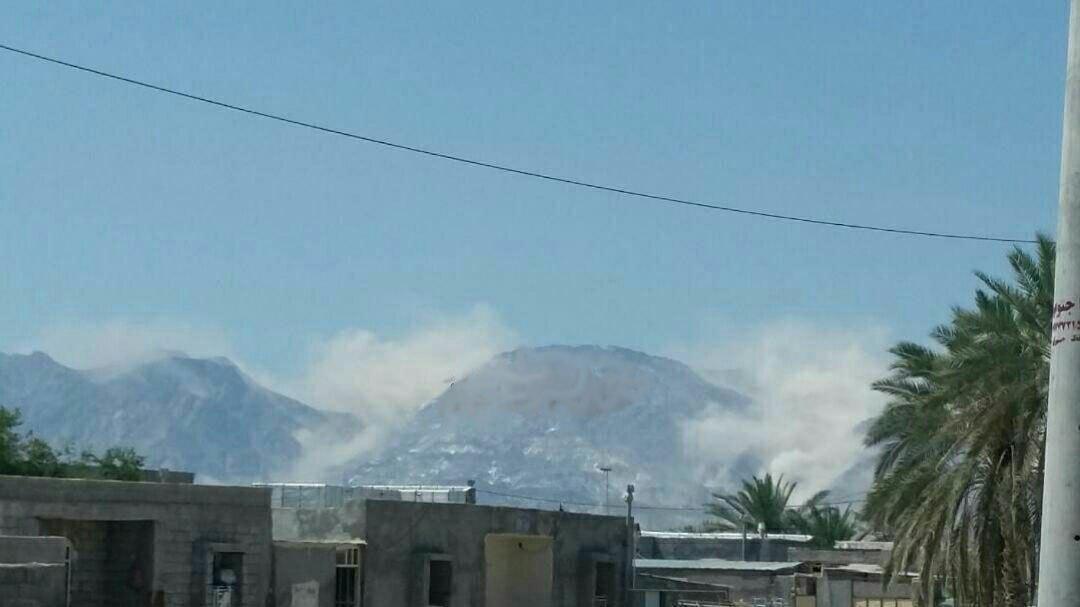 زلزله ۵.۹ ریشتری استان بوشهر را لرزاند /تیم واکنش سریع هلال احمر به منطقه اعزام شد