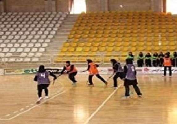 باشگاه خبرنگاران -اردوی تیم ملی فلور بال بانوان در قزوین