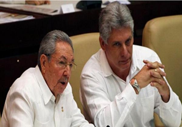 میگل دیاز کانِل، رئیس جمهور کوبا شد