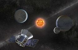 موشک فالکون اسپیس ایکس شکارچی ناسا را به فضا برد+ تصاویر