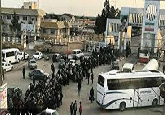 باشگاه خبرنگاران - تردد بیش از 24 هزار مسافر از پایانه مرزی بیله سوار