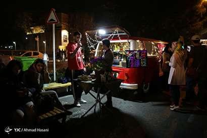 باشگاه خبرنگاران -نخستین جشنواره «خیابان غذا» در مشهد