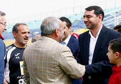 حضور نماینده مجلس در تمرینات پرسپولیس/ برانکو مجبور به فارسی صحبت کردن شد