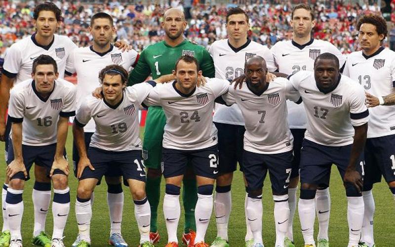 باشگاه خبرنگاران -لباس تیم ملی فوتبال آمریکا رونمایی شد+عکس