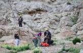 باشگاه خبرنگاران -سقوط مرگبار زن 45 ساله از ارتفاعات درکه