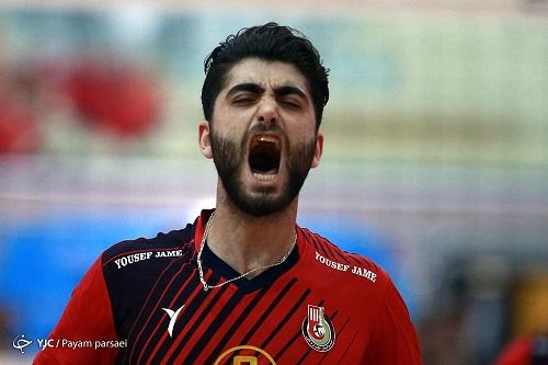 لیگ 96 والیبال به روایت دوربینهای باشگاه خبرنگاران جوان