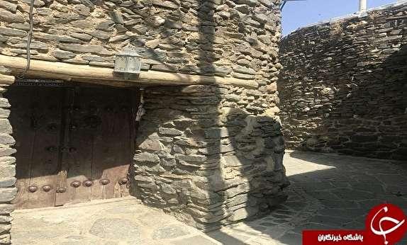 باشگاه خبرنگاران - سیمین روستایی سنگی و پلکانی در قلب کوهستان الوند