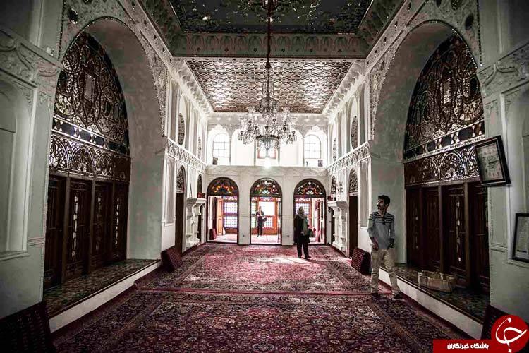 نوروز در قزوین؛ از کاخ چهلستون تا دریاچه اُوان الموت +تصاویر و شناسه مسیرها