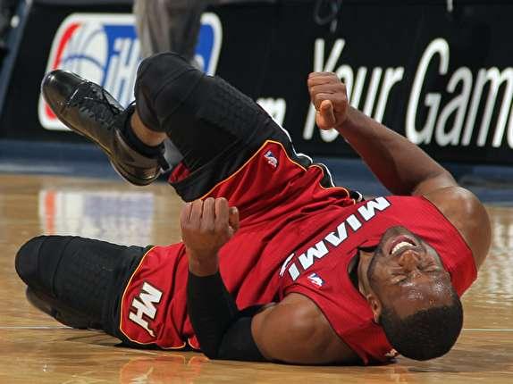باشگاه خبرنگاران -آسیبهای ورزشی شایع برای بسکتبالیستها