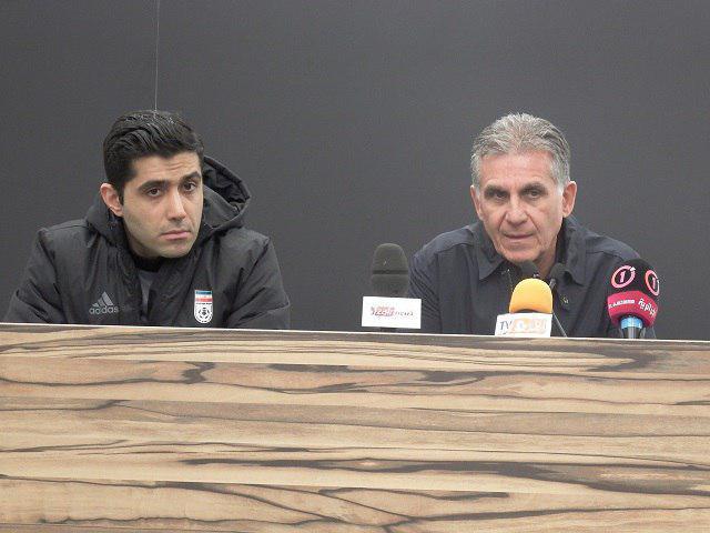 کی روش: بازیکنان داخلی ما آماده حضور در روسیه نیستند/ باید بین جام جهانی و لیگ داخلی یکی را انتخاب کنیم