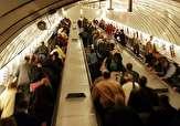 باشگاه خبرنگاران -پلهبرقی آدمخوار در ایستگاه مترو استانبول!+ تصاویر و فیلم