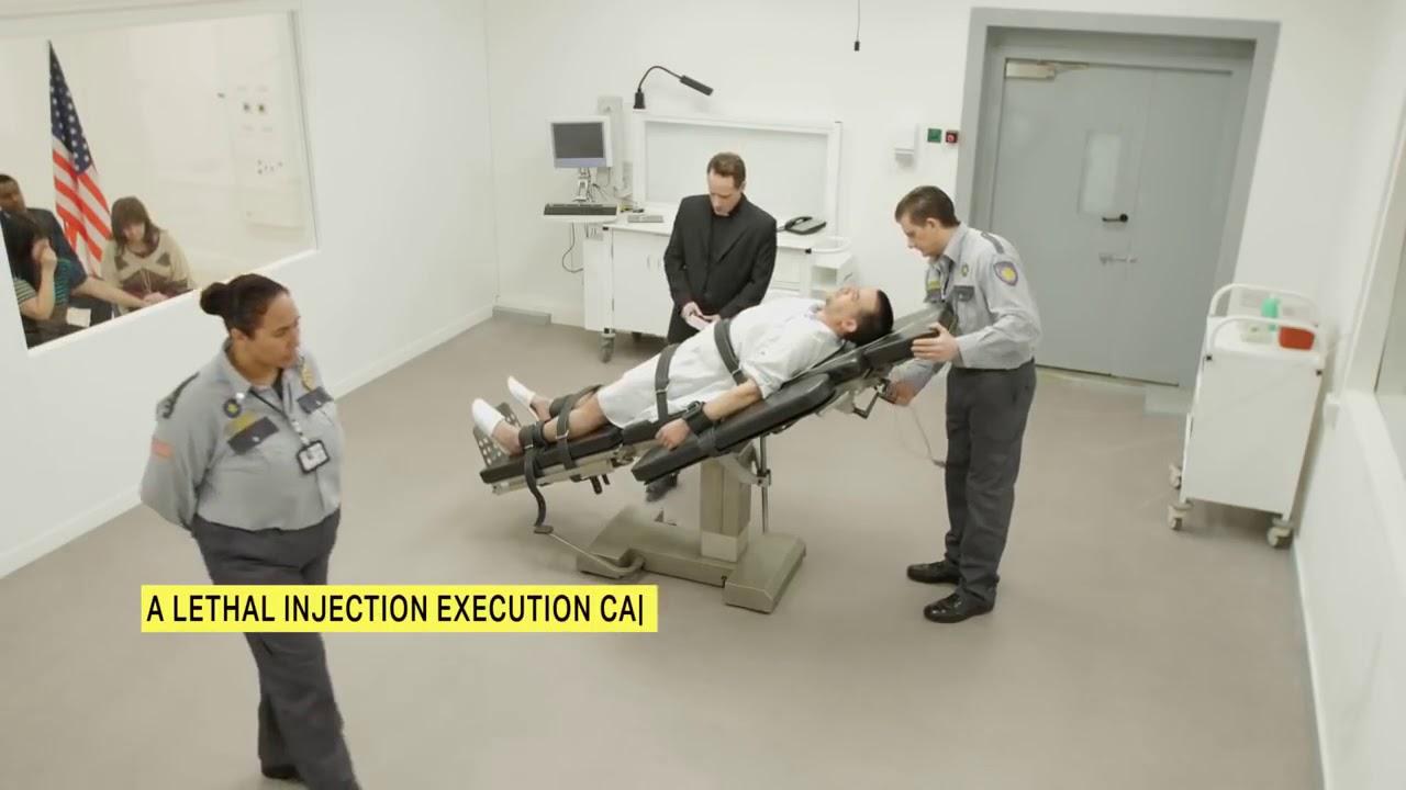 تزریق مرگبار، روش بشردوستانه آمریکاییها برای اعدام!
