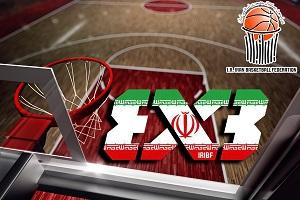 باشگاه خبرنگاران -پنج بازیکن به اردوی آمادگی تیم ملی بسکتبال سه نفره دعوت شدند