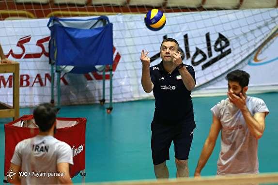 باشگاه خبرنگاران -کولاکوویچ: فوتبال نه، فقط والیبال! / از رفتار و منش مردم ایران متحیر شدم