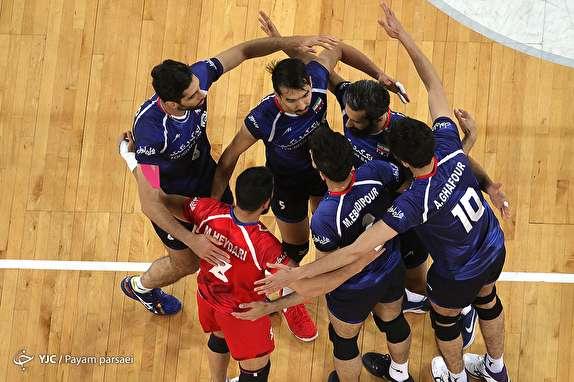 باشگاه خبرنگاران -برنامههای والیبال ایران در سال ۹۷ / مردان و زنان بلندقامت و ۱۵ رویداد بینالمللی