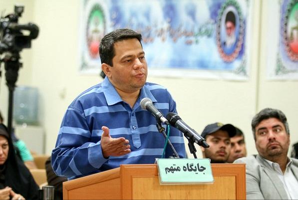 صبح امروز حمیدرضا باقری درمنی اعدام شد