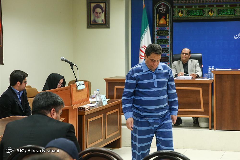 حمیدرضا باقریدرمنی صبح امروز اعدام شد