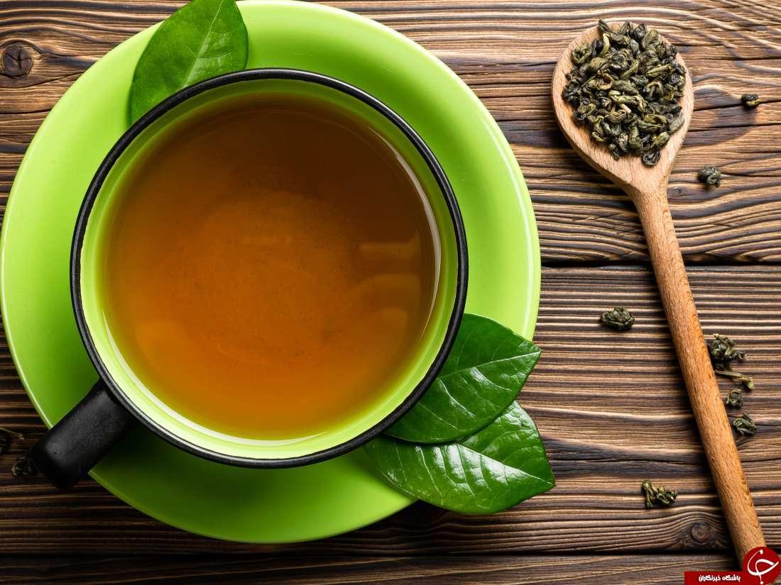 6 فایده اعجاب انگیز چای سبز برای زیبایی