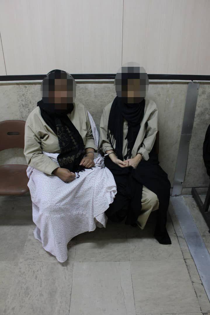 همدستی مادر و دختر در کشتن پدر خانواده + عکس