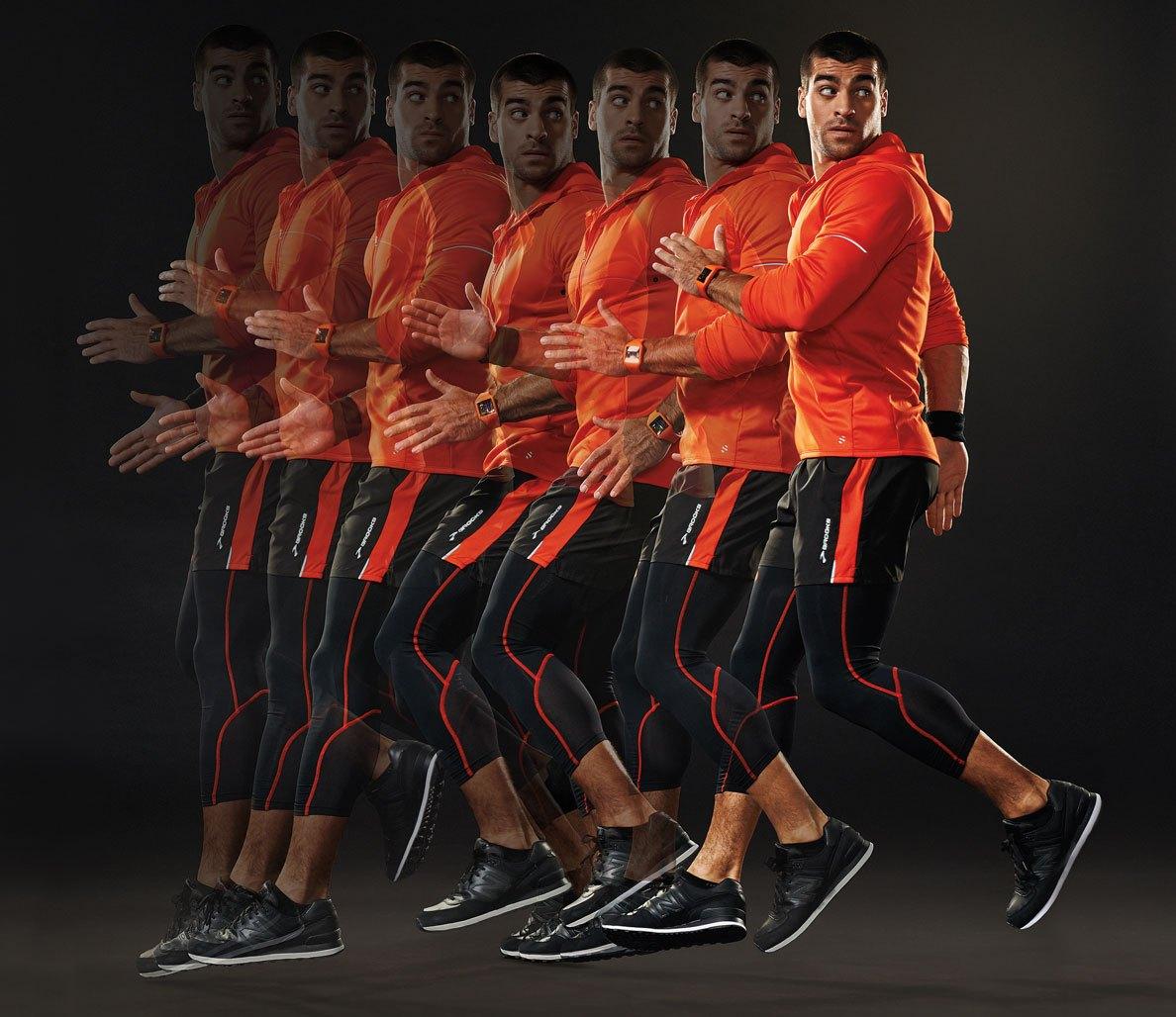گاهی برای ورزش کردن، کافیست عقب عقب بروید
