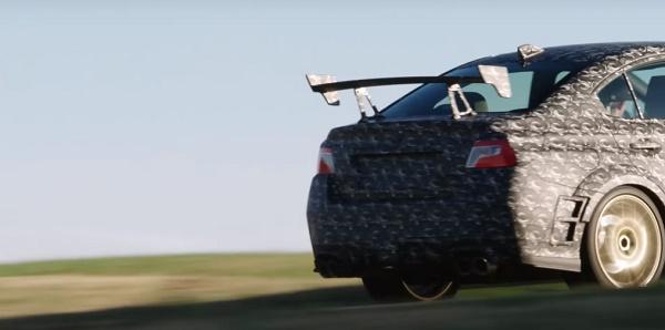 مدل محبوب سوبارو WRX STI به بازار بازمیگردد