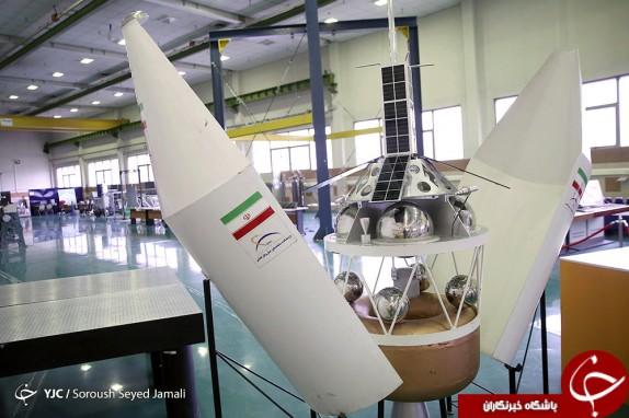 تنها چند قدم تا پرتاب اولین ماهواره ایران باقی مانده است/ میخواستند پایمان را روی زمین ببندند در مدارهای فضایی جوابشان را دادیم