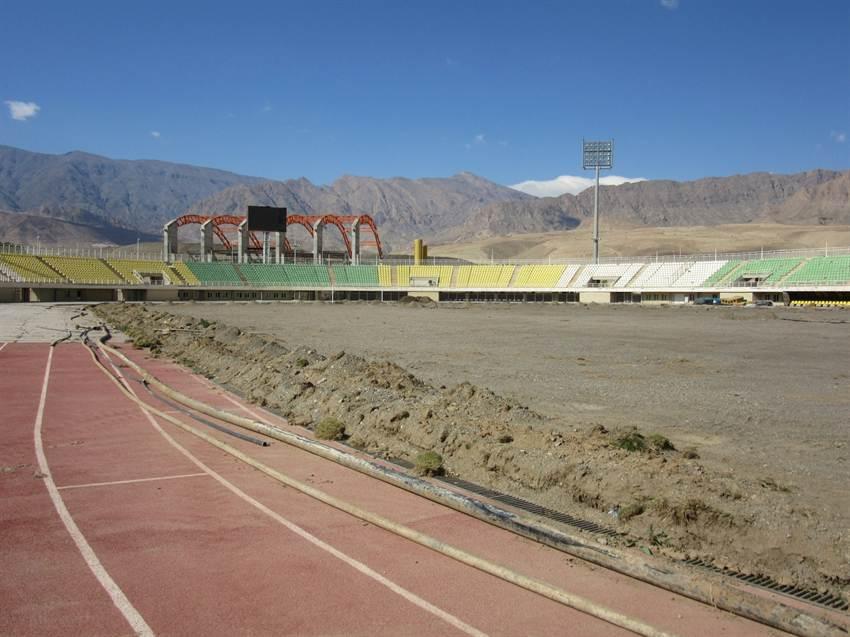 ///// ورزشگاههای تاسیسشده بعد از انقلاب / بخش اول