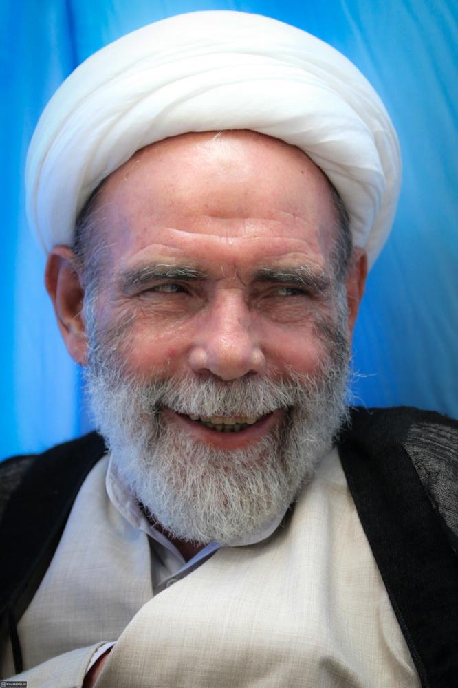 تصاویری دیده نشده از آیت الله مجتبی تهرانی