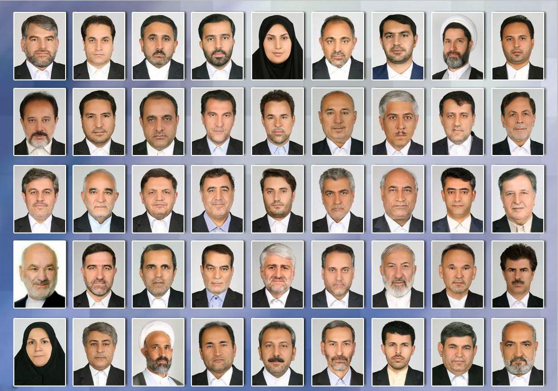ترکیب اعضای کمیسیون تلفیق بودجه ۱۳۹۸ مشخص شد