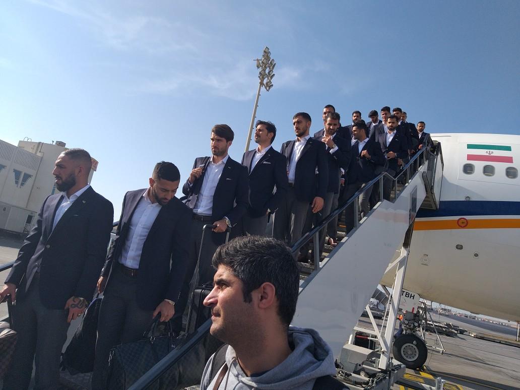 ملی پوشان فوتبال ایران آماده فتح جام ملتهای آسیا