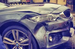 بیشترین تصادفات خودروهای لوکس مربوط به کدام مدلهاست؟! + تصاویر