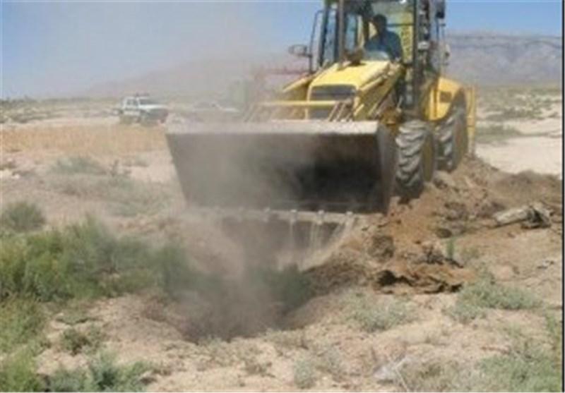 انسداد هزار و ۱۶۳ چاه غیرمجاز در کبود راهنگ