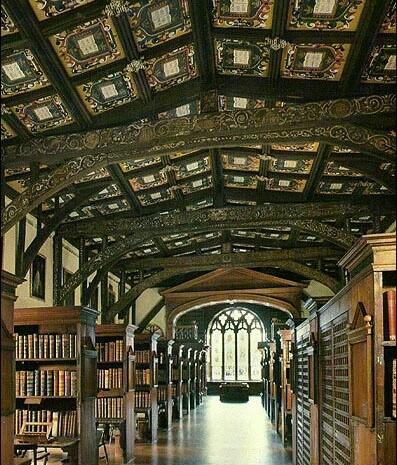 قدیمی ترین و مجهزترین کتابخانههای دانشگاهی دنیا