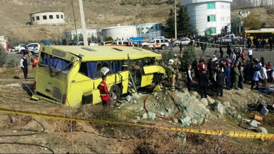 محسن هاشمی و کرباسچی چه نقشی در حادثه واژگونی اتوبوس دانشگاه آزاد دارند؟