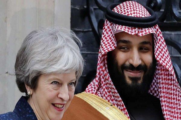 صادرات سلاح انگلیس به عربستان/ به یمن وترورخاشقجی نیزمانع نشد